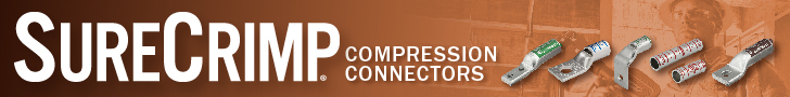SureCrimp® Compression Connector by ILSCO