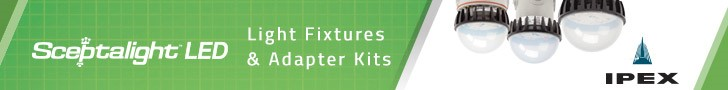 IPEX Light Fixtures & Adapter Kits