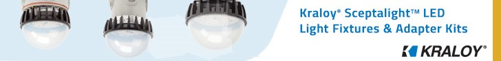 Kraloy Light Fixtures & Adapter Kits