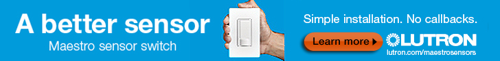 Lutron Residential & Commercial Sensors