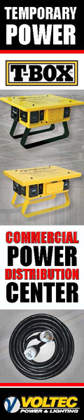T-BOX™Commercial Power Distribution Center