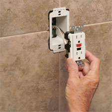 Arlington Industries offers a wide range of countertop, floor and wall 