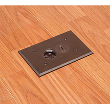Puzzled by Outlet Placement? Try Getting Floored