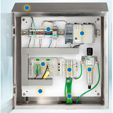 Integrated Panel Solutions – Power and Pneumatics