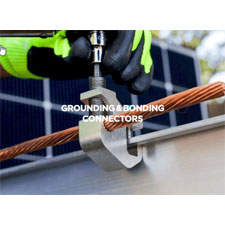 From the Sky to the Earth: Solar Power Grounding