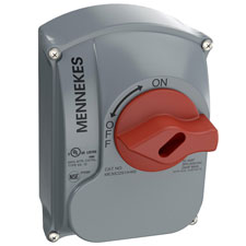 Motor disconnect switches are a critical safety element in industrial settings, but just how much protection they provide – and how long they last – is dependent on how well each switch is matched to its setting. Specifiers have a number of options to choose from, including housing materials and internal electronics.