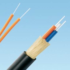 Opti-Core® IndustrialNet™ Polymer Coated Fiber (PCF) Cables