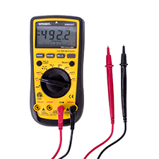 Digital multimeters have become a common presence in electrical contractors' toolboxes. These handy, portable instruments can have a broad range of testing capabilities to help electricians troubleshoot common electrical problems, from faulty switches to more complicated panelboard issues.