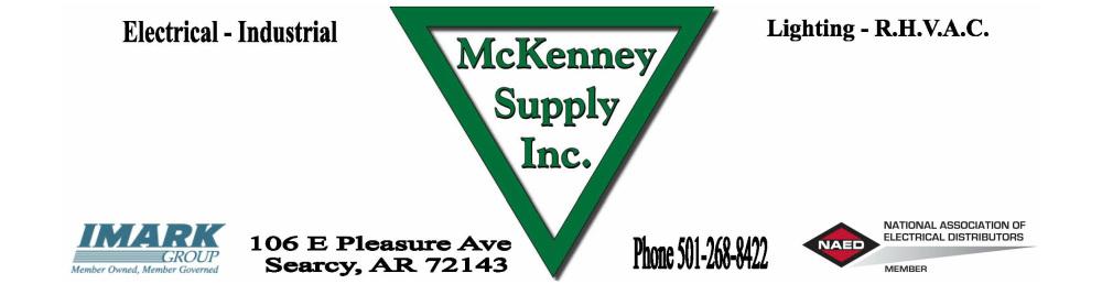 McKenney Supply Inc.