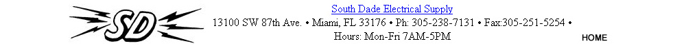 South Dade Electrical Supply, Inc.