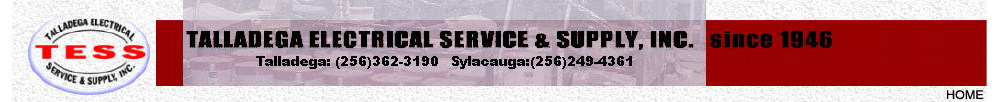 Talladega Electrical Service & Supply, Inc.
