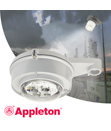 Appleton Lights Your Way with Mercmaster™ LED Low Profile Luminaires