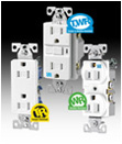 Get up to Code with New Receptacles from Cooper Wiring Devices