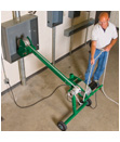 Greenlee's new 4,000-pound Cable Puller, the UT4