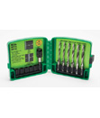 Greenlee Expands Combination Drill/Tap Bit Offering with Longer Length Bits