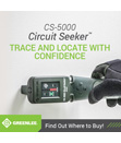 CS-5000 Circuit Seeker™ Trace and Locate with Confidence