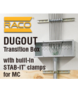 RACO's New Dugout Transition Box Makes Circuit Panel Wiring Quick & Easy