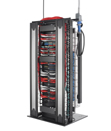 Hubbell Premise Wiring's NextFrame® XXL Cable Management Vertical Organizers