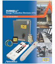 Hubbell Wiring Systems announced the availability of the SpikeShield™ Surge Protective Devices Brochure