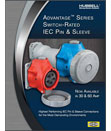 Hubbell Wiring Device-Kellems Introduces Advantage™ Series Switch-Rated IEC Pin & Sleeve Devices