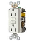 Hubbell Wiring Device-Kellems offers GFCI and Arc Fault Protection in One Device