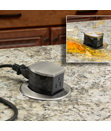 Hubbell Introduces First Pop-Up Receptacle UL Listed for Countertops