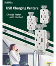Hubbell's USB Charger Guide Showcases Solutions for Fast Charging