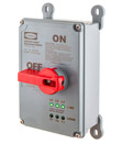Hubbell Circuit-Lock® Disconnects with LED Indicators  Redefine Safety Benchmarks