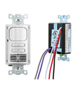 New Adaptive Dual Technology Wall Switch Sensors from Hubbell Wiring Device-Kellems Adjust Lights Automatically