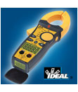 Exclusive TightSight™ Display Helps Set a New Standard for Clamp Meters