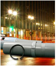SceptaCon Trenchless Raceway for Traffic Signal and Street Lighting