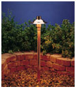 Kitchler Landscape Lighting Adjustable Pathlight 15350CO