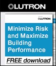 "NEW! Contractor Guide Sponsored by Lutron: ""Minimize Risk and Maximize Building Performance"""