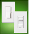 NEW! Lutron Dimmers for Dimmable CFL/LED Bulbs