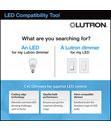 New LED Compatibility Tool