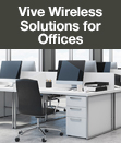 Vive Wireless Lighting Control for the Office