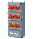 Multiple Motor Disconnects in one AMAXX Enclosure