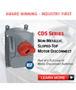 MENNEKES Introduces the CDS Series – An Industry First!