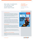 Mersen's Guide to Major Changes to NFPA 70E Standard