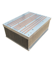 Mersen Embedded Heat Pipe Air Cooled Heat Sinks