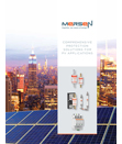 Mersen's Comprehensive Protection Solutions for PV Applications Flyer