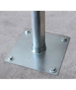 Roof Coupling Plates