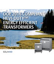 SolaHD DOE 2016 Compliant Hevi-Duty™ Transformers