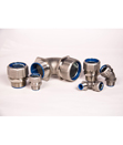 T&B Liquidtight Systems™ 316 stainless steel liquidtight fittings