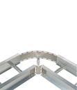 ABB Installation Products Cable Tray Flexible Coupler Kit