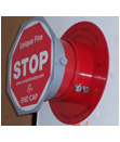 EndCaps are now available from UNIQUE FIRE STOP PRODUCTS