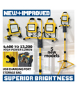 Voltec's New & Improved LED Work Lights