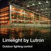 Lutron Takes Lighting Controls Outdoors
