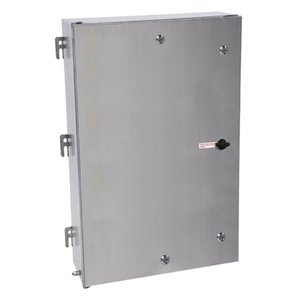 Appleton™ PlexPower™ Fiber Panel by Emerson, Combining Power and Data into a Single Solution