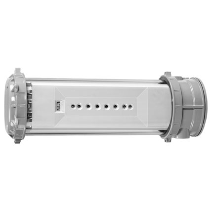 Emerson Escape Lights Provide Emergency Illumination in Oil Refineries and Petrochemical Plants